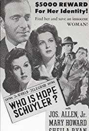 Who Is Hope Schuyler? Poster