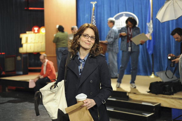 Tina Fey in 30 Rock (2006)