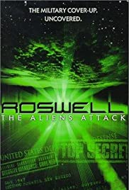 Roswell: The Aliens Attack Poster