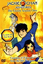 Image of Jackie Chan Adventures