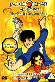 Jackie Chan Adventures Poster