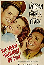 The Very Thought of You (1944) Poster - Movie Forum, Cast, Reviews