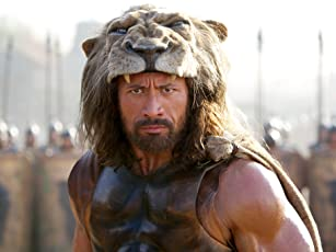 Dwayne Johnson in Hercules (2014)