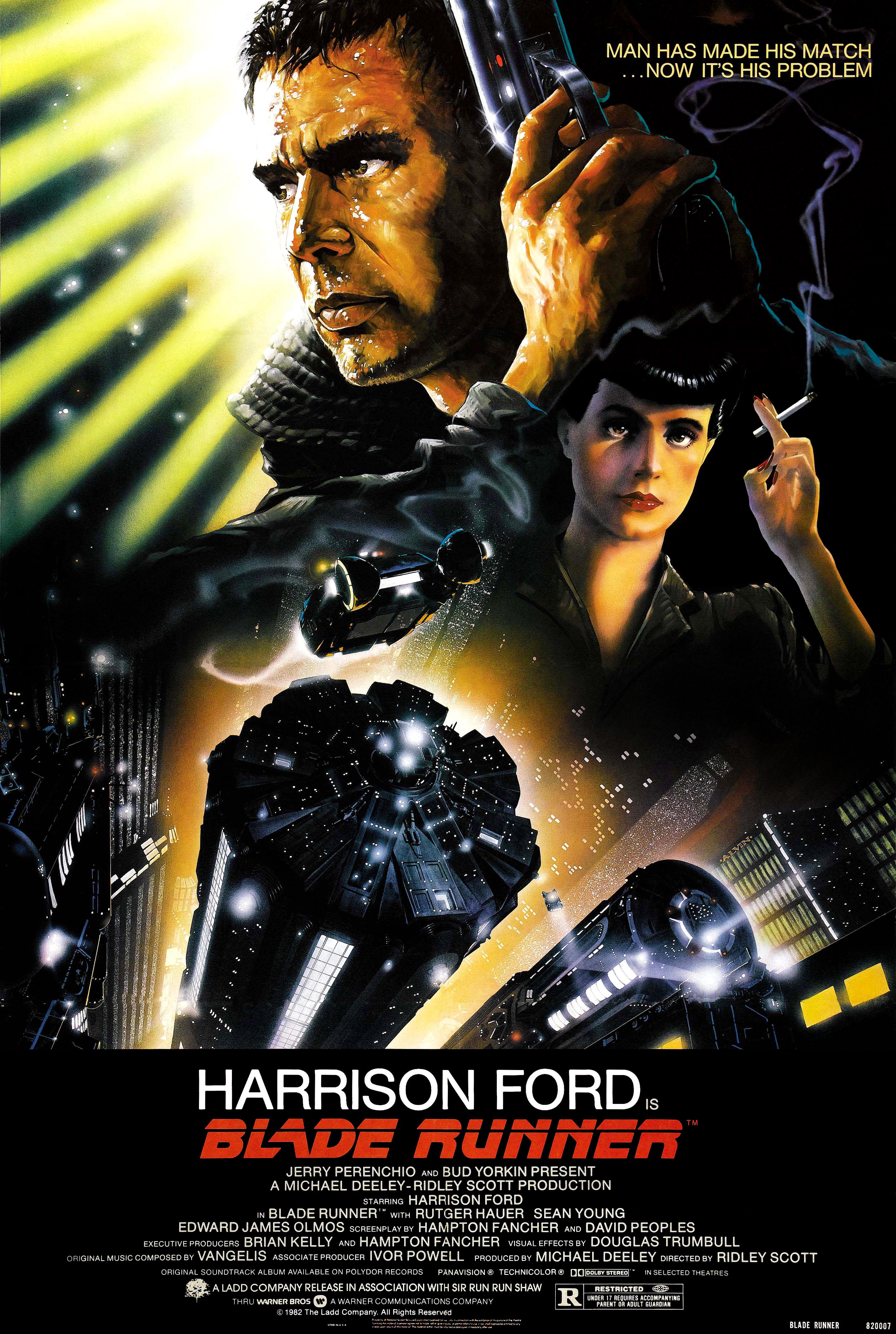 Blade Runner 1982 Hindi Dubbed