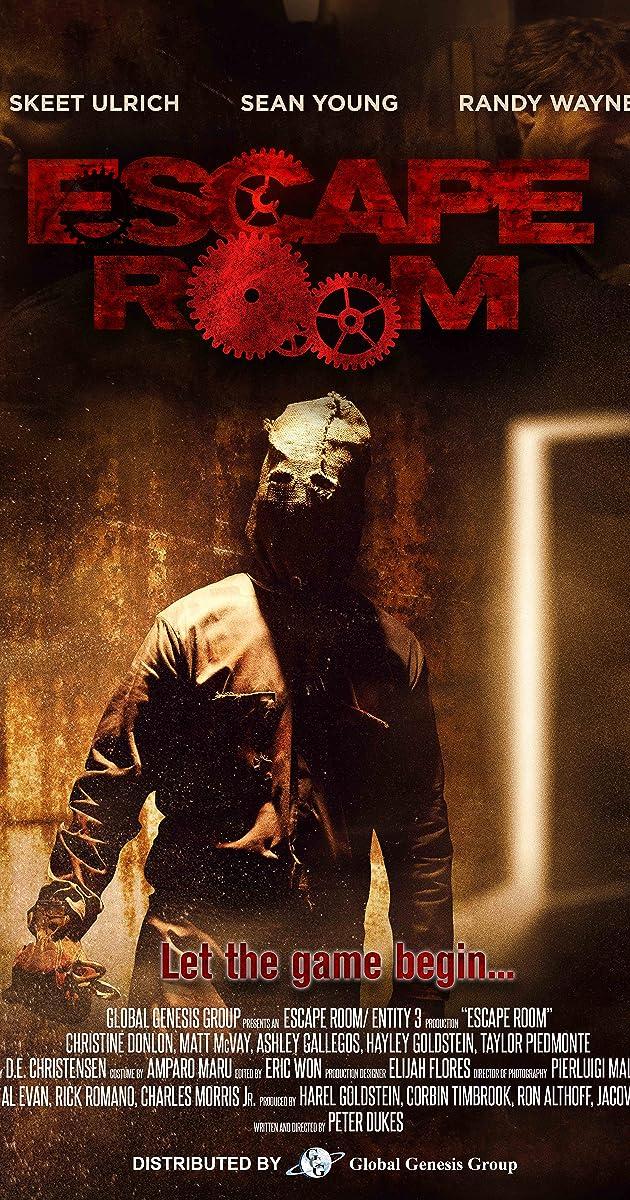 Escape Room Dvd Review