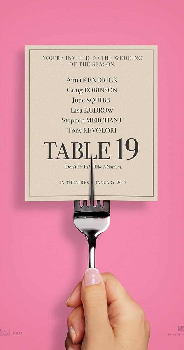 Devynioliktasis stalas / Table 19 (2017) Online