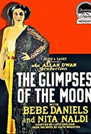 The Glimpses of the Moon Poster