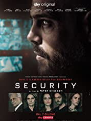 Security (2021) poster