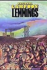 Lemmings Poster