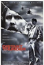 Distant Thunder Poster