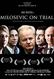 Milosevic on Trial Poster