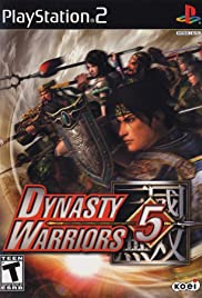 Dynasty Warriors 5 (2005) Poster - Movie Forum, Cast, Reviews