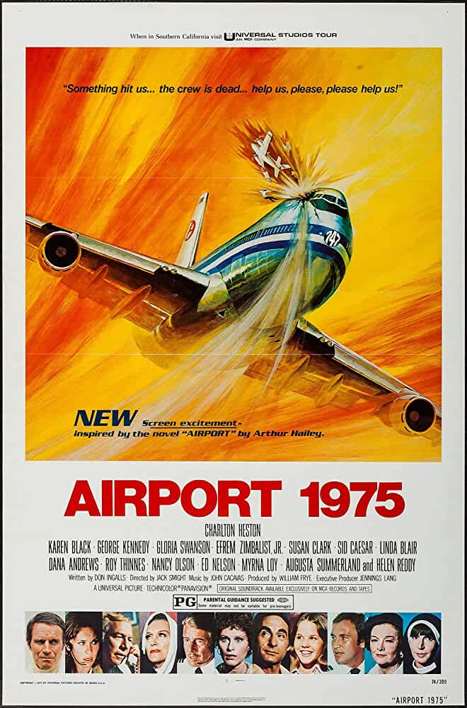 Airport 1975 (1974) 720p BRRip English Watch Online fRee Download