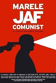 Marele jaf comunist Poster