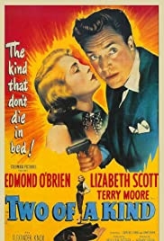 Two of a Kind(1951) Poster - Movie Forum, Cast, Reviews