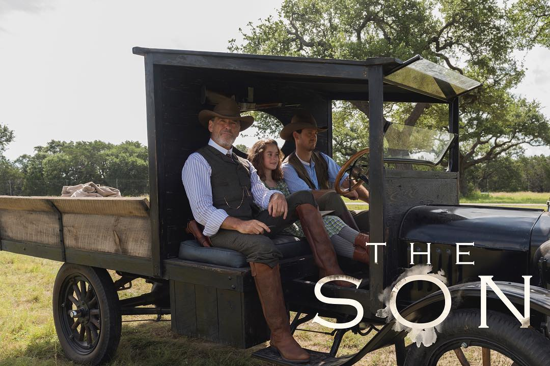 The Son S01E01 – First Son Of Texas