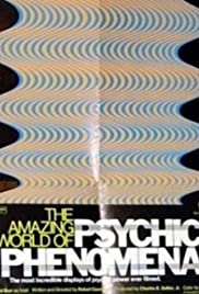 The Amazing World of Psychic Phenomena Poster