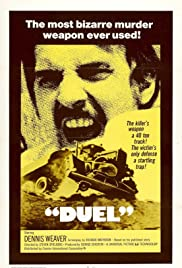 Duel(1971) Poster - Movie Forum, Cast, Reviews