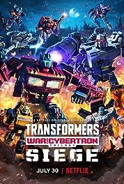 Transformers: War for Cybertron: Siege - Season 1 poster