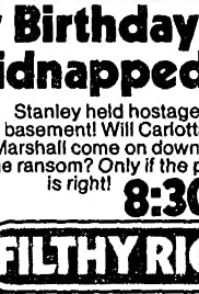 The Kidnapping of Stanley Poster