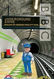Underground Ernie Poster