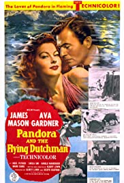 Pandora and the Flying Dutchman (1951) Poster - Movie Forum, Cast, Reviews