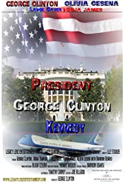 President George Clinton Kennedy Poster