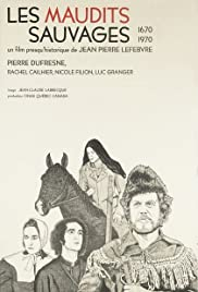 Les maudits sauvages Poster