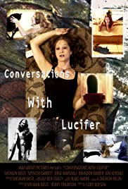Conversations with Lucifer Poster