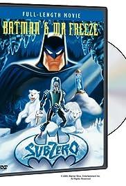 Batman & Mr. Freeze: SubZero Poster