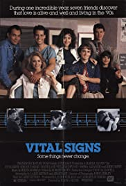 Vital Signs(1990) Poster - Movie Forum, Cast, Reviews