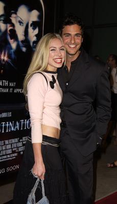 Sarah Carter and Jonathan Cherry at Final Destination 2 (2003)