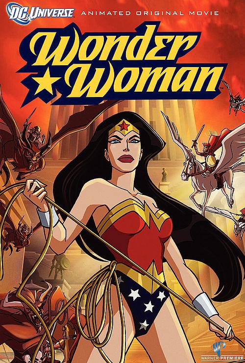 Wonder Woman (2009) Tagalog Dubbed