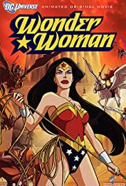 Wonder Woman (2009) Poster - Movie Forum, Cast, Reviews