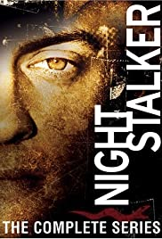 Night Stalker Poster - TV Show Forum, Cast, Reviews