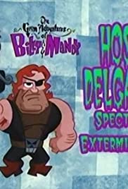 Hoss Delgado: Spectral Exterminator/Evil on Trial/To Eris Human Poster
