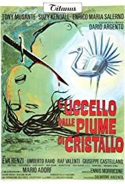 The Bird with the Crystal Plumage (1970) Poster - Movie Forum, Cast, Reviews