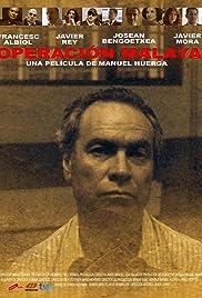 Operación Malaya Poster