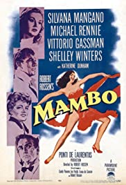 Mambo(1954) Poster - Movie Forum, Cast, Reviews