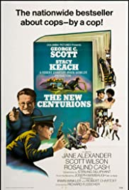 The New Centurions (1972) Poster - Movie Forum, Cast, Reviews