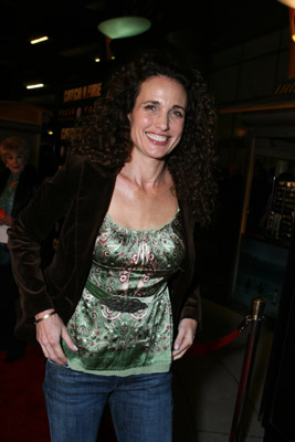 Andie MacDowell at Catch a Fire (2006)