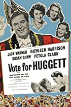 Image of Vote for Huggett