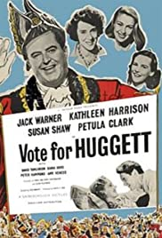 Vote for Huggett Poster