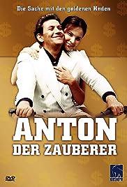 Anton the Magician Poster