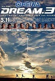 Dream. 3: Lightweight GP 2008 Second Round Poster