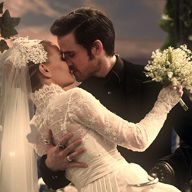 Jennifer Morrison and Colin O'Donoghue in Once Upon a Time (2011)