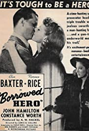 Borrowed Hero Poster