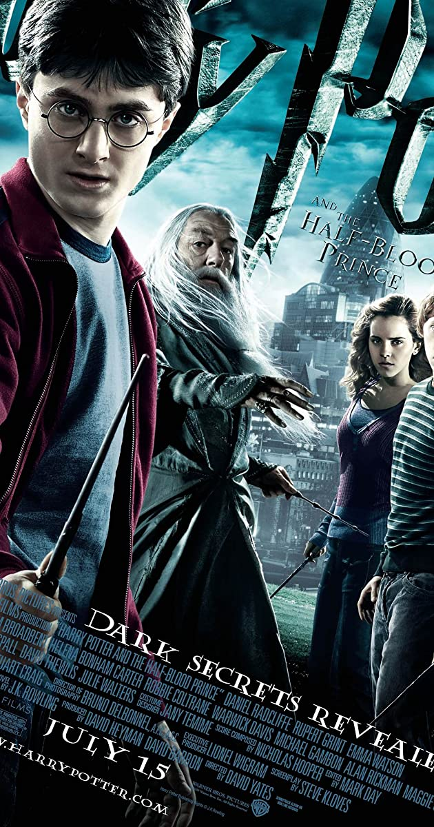 Harry Potter and the Half-Blood Prince 2009 BRRip