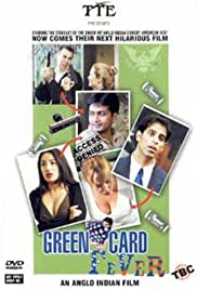 Green Card Fever Poster