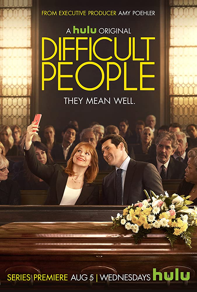 Assistir Difficult People Online Gratis